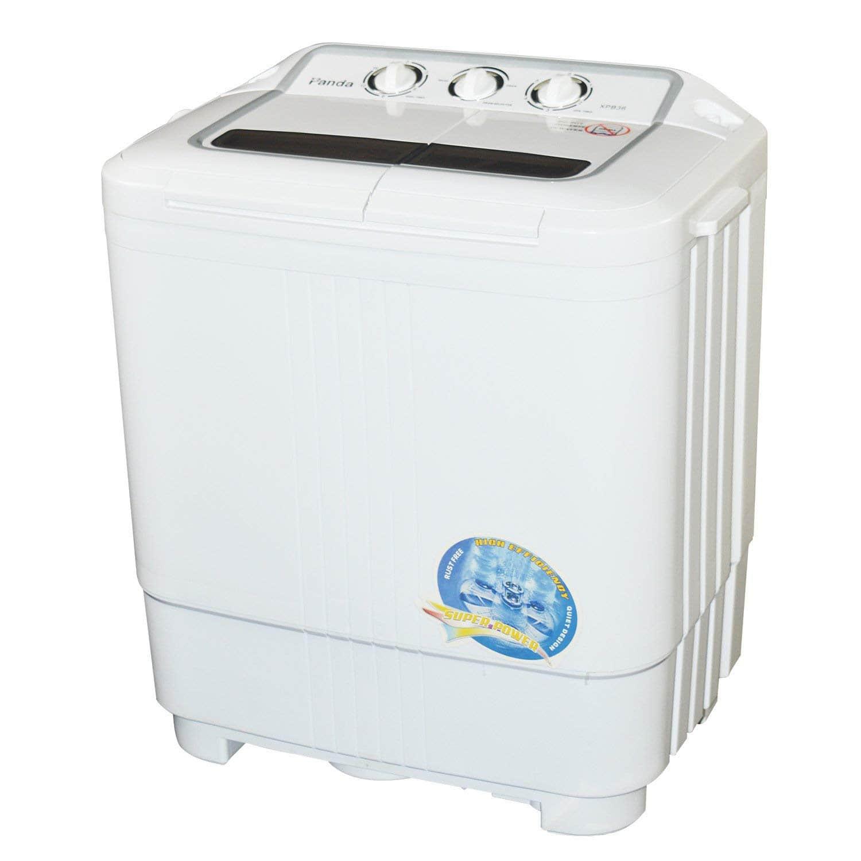 3 Best Portable Washing Machine  Options on Amazon