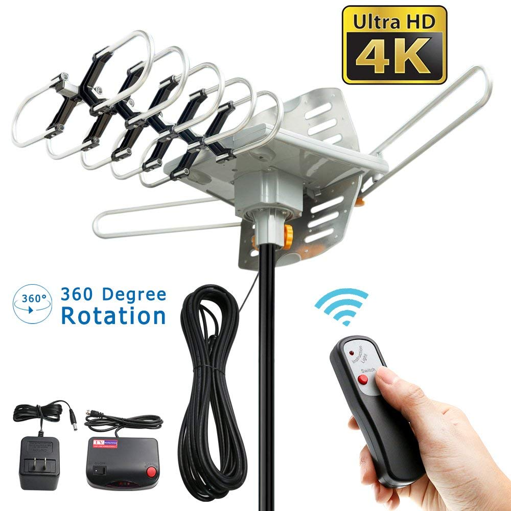 Best Outdoor TV Antenna to Buy