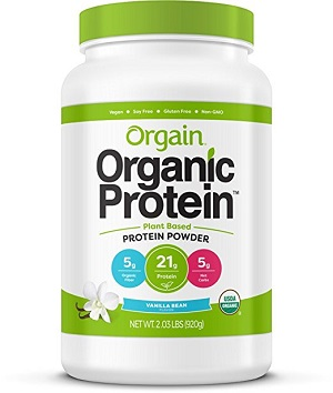 Best Vegan Protein Powder on Amazon