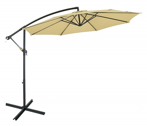 Best Cantilever Umbrella to Buy