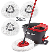 Best Spin Mop to Buy - Amazon Reviews