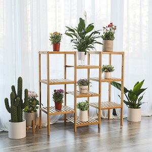 Best Plant Stand to Organize Your Flowerpots