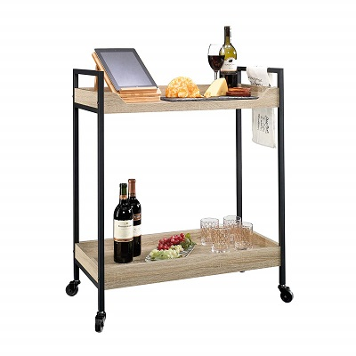 Best Bar Cart Options To Build a Home Bar