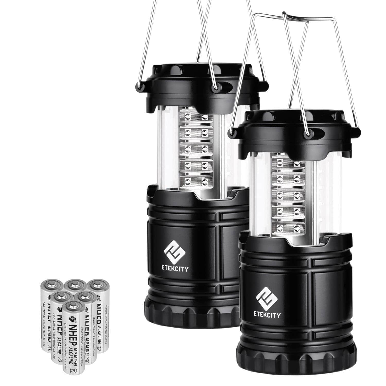 Etekcity Portable LED Camping Lantern Flashlights