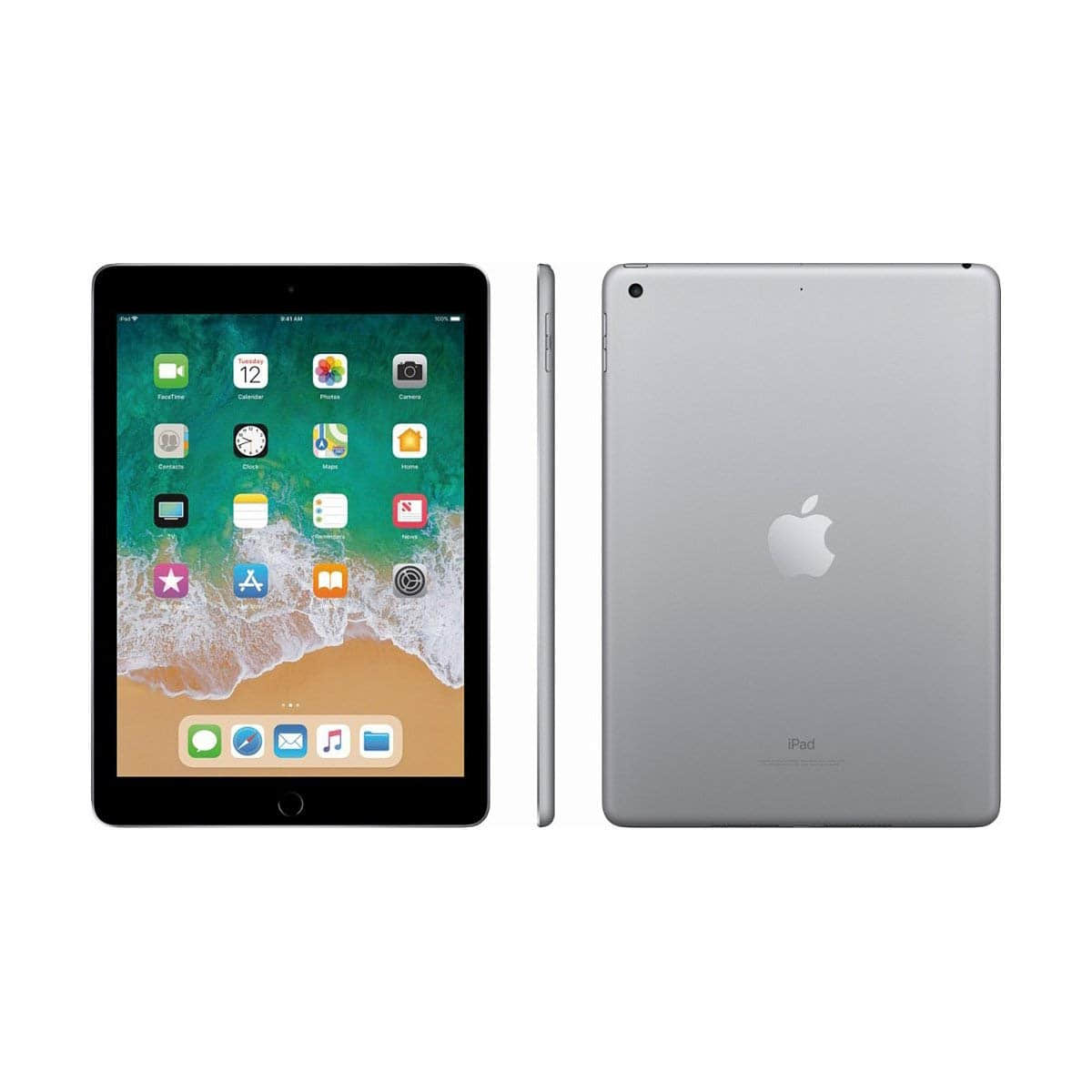 Apple iPad(2017 Model with WiFi, 32GB, Space Gray )