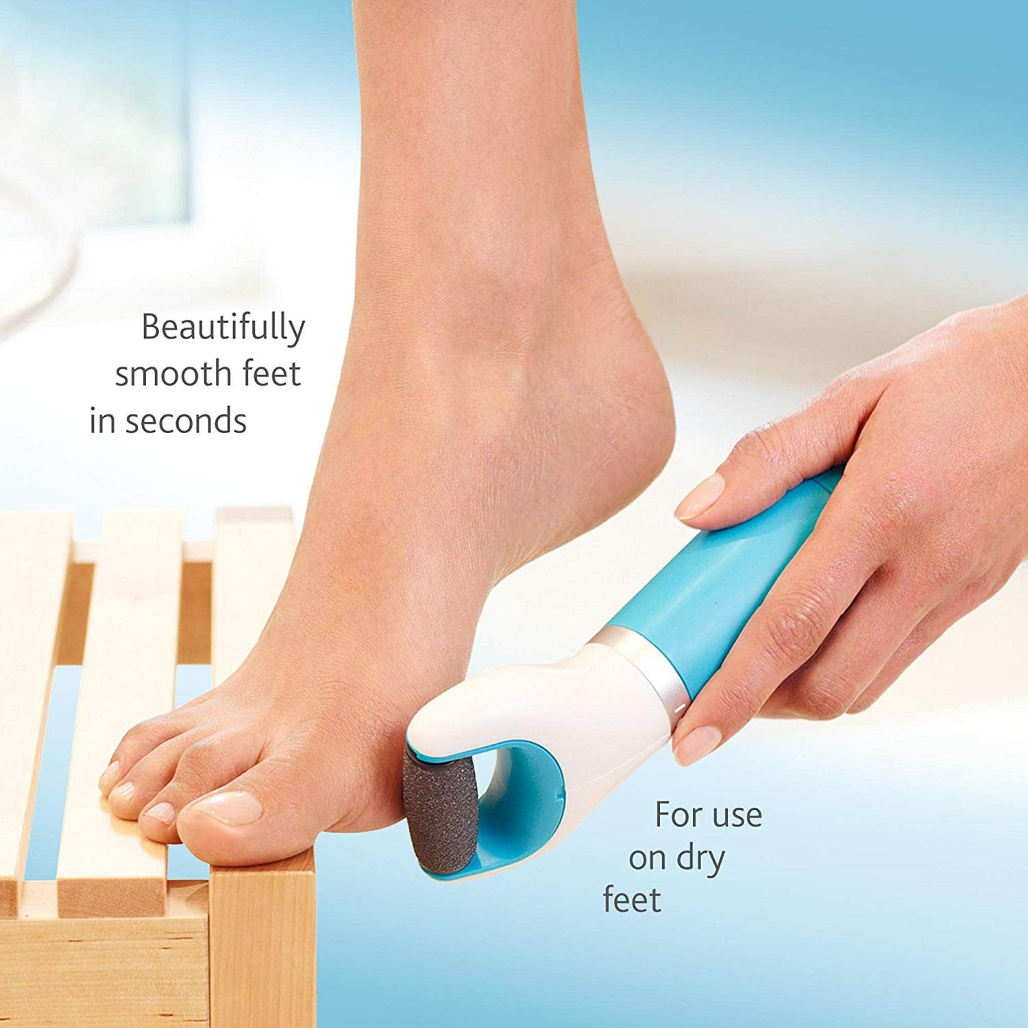 Amope Pedi Perfect Electronic Foot File for Hard and Dead Skin