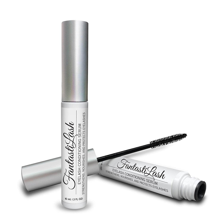 Hairgenics Lavish Lash-Eyelash Growth Enhancer & Brow Serum for Long, Luscious Lashes