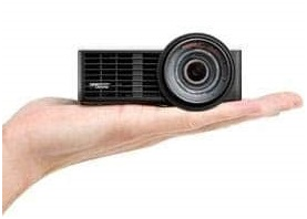 Optoma dlp portable projector