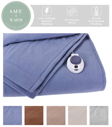 #SoftHeat by Perfect Fit Electric Blanket