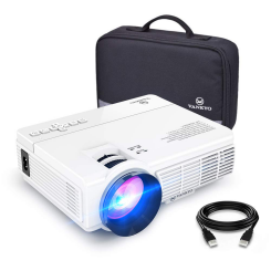 Vankyo Leisure 3 Upgraded 2400 LED Portable Projector