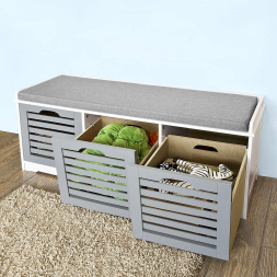 Haotian Storage Bench